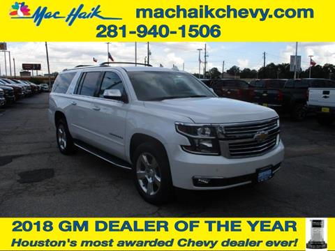 2016 Chevrolet Suburban for sale in Houston, TX