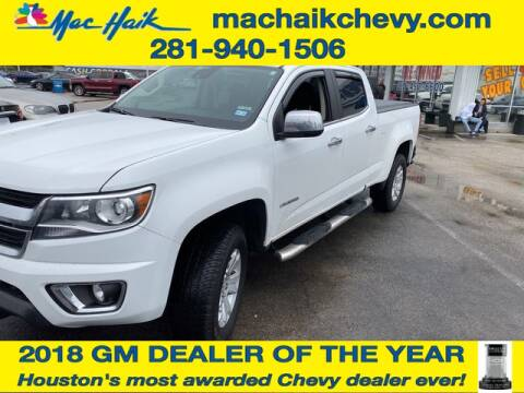 Used Chevy Colorado For Sale >> Used Chevrolet Colorado For Sale In Houston Tx