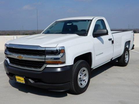2016 Chevrolet Silverado 1500 for sale in Houston, TX