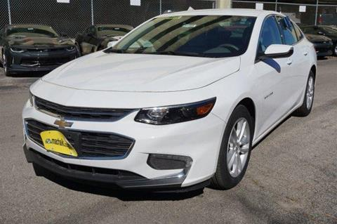 2016 Chevrolet Malibu for sale in Houston, TX