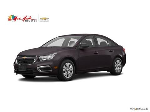 2016 Chevrolet Cruze Limited for sale in Houston, TX