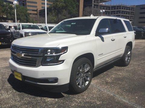 2016 Chevrolet Tahoe for sale in Houston TX