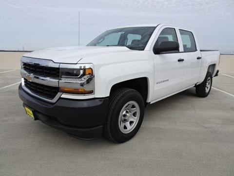 2017 Chevrolet Silverado 1500 for sale in Houston TX