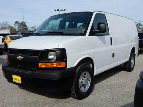 2017 Chevrolet Express Cargo For Sale In Houston TX