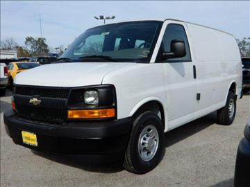 2017 chevrolet express cargo 2500 2500 3dr cargo van. Cars Review. Best American Auto & Cars Review