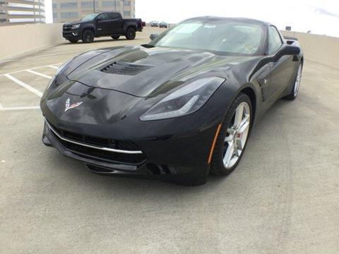 2017 Chevrolet Corvette for sale in Houston TX
