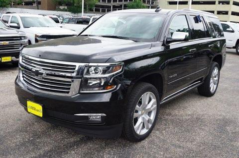 2017 Chevrolet Tahoe for sale in Houston TX