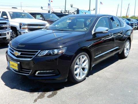 2017 Chevrolet Impala for sale in Houston TX
