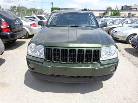 2007 Jeep Cherokee for sale in Philadelphia, PA