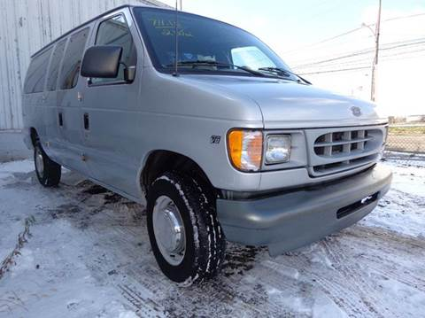 2002 Ford E-350 for sale at Philadelphia Public Auto Auction in Philadelphia PA