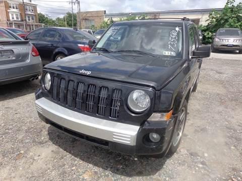2009 Jeep Patriot for sale at Philadelphia Public Auto Auction in Philadelphia PA