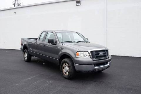 2004 Ford F-150 for sale at Philadelphia Public Auto Auction in Philadelphia PA