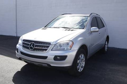 2007 Mercedes-Benz ML350 for sale in Philadelphia, PA
