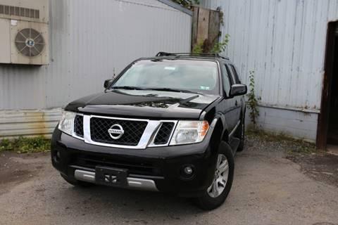 2008 Nissan Pathfinder for sale at Philadelphia Public Auto Auction in Philadelphia PA