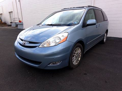 2010 Toyota Sienna for sale at Philadelphia Public Auto Auction in Philadelphia PA