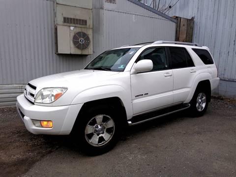 2003 Toyota 4Runner for sale at Philadelphia Public Auto Auction in Philadelphia PA