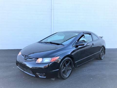 2007 Honda Civic for sale at Philadelphia Public Auto Auction in Philadelphia PA