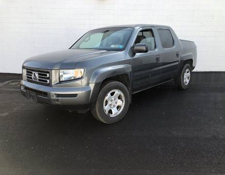 2007 Honda Ridgeline for sale in Philadelphia, PA