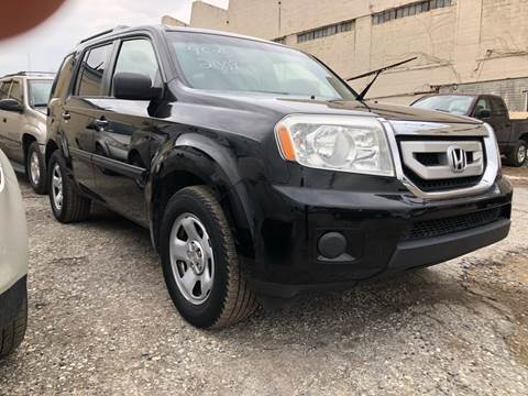 2009 Honda Pilot for sale at Philadelphia Public Auto Auction in Philadelphia PA