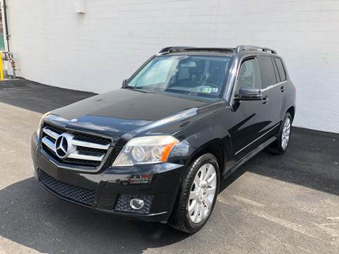 2011 Mercedes-Benz GLK for sale at Philadelphia Public Auto Auction in Philadelphia PA