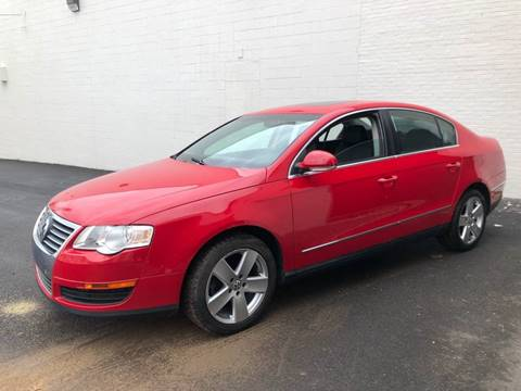 2008 Volkswagen Passat for sale at Philadelphia Public Auto Auction in Philadelphia PA