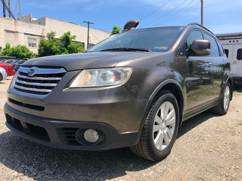 2008 Subaru Tribeca for sale at Philadelphia Public Auto Auction in Philadelphia PA