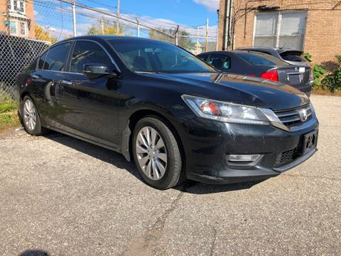 2013 Honda Accord for sale at Philadelphia Public Auto Auction in Philadelphia PA