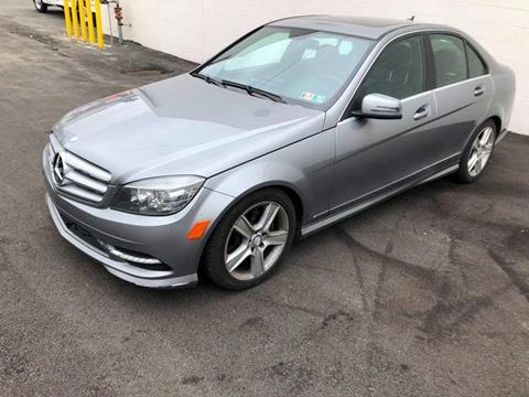2011 Mercedes-Benz C-Class for sale at Philadelphia Public Auto Auction in Philadelphia PA