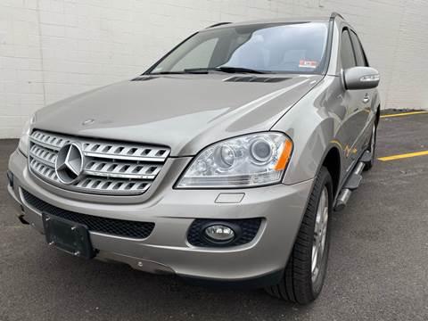 2008 Mercedes-Benz M-Class for sale at Philadelphia Public Auto Auction in Philadelphia PA