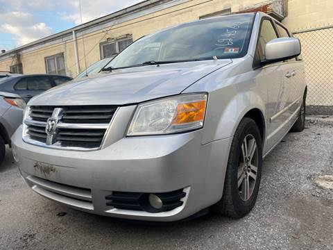 2009 Dodge Grand Caravan for sale at Philadelphia Public Auto Auction in Philadelphia PA