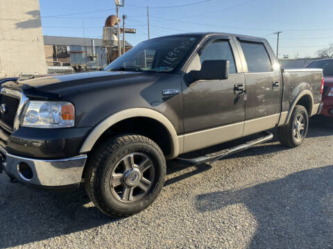 2007 Ford F-150 for sale at Philadelphia Public Auto Auction in Philadelphia PA