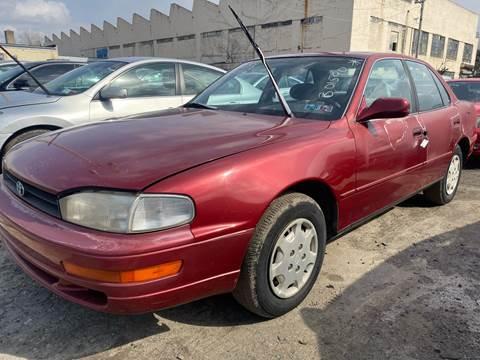 1994 Toyota Camry for sale at Philadelphia Public Auto Auction in Philadelphia PA