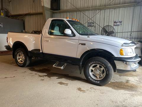 1997 Ford F-150 for sale at Philadelphia Public Auto Auction in Philadelphia PA