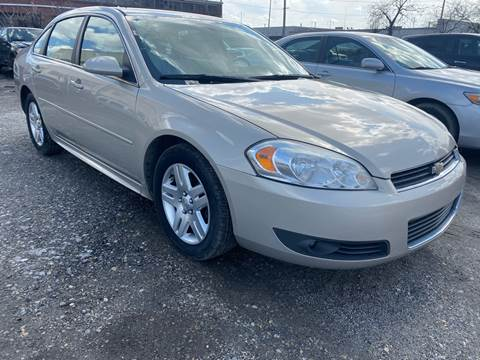 2010 Chevrolet Impala for sale at Philadelphia Public Auto Auction in Philadelphia PA