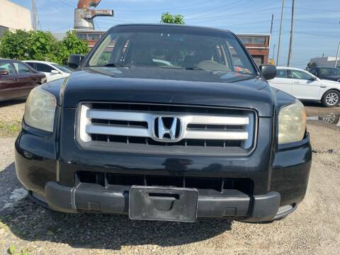2006 Honda Pilot for sale at Philadelphia Public Auto Auction in Philadelphia PA