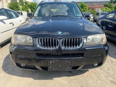 2006 BMW X3 for sale at Philadelphia Public Auto Auction in Philadelphia PA