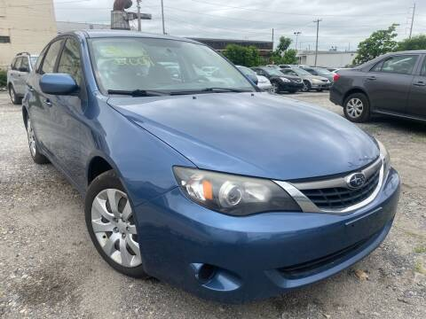 2009 Subaru Impreza for sale at Philadelphia Public Auto Auction in Philadelphia PA