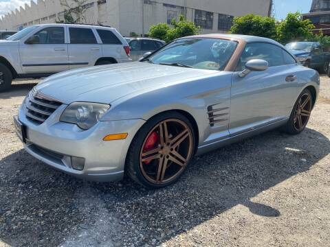 2005 Chrysler Crossfire for sale at Philadelphia Public Auto Auction in Philadelphia PA