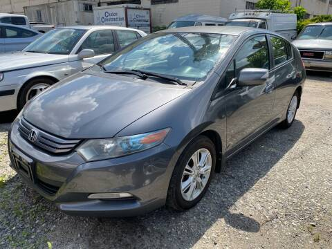 2010 Honda Insight for sale at Philadelphia Public Auto Auction in Philadelphia PA