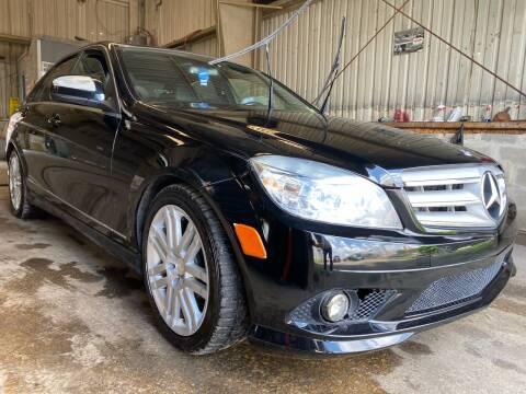 2009 Mercedes-Benz C-Class for sale at Philadelphia Public Auto Auction in Philadelphia PA