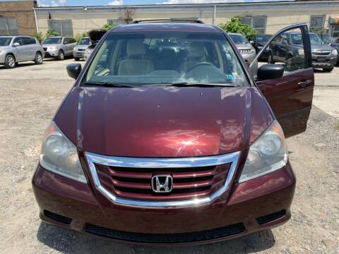 2009 Honda Odyssey for sale at Philadelphia Public Auto Auction in Philadelphia PA