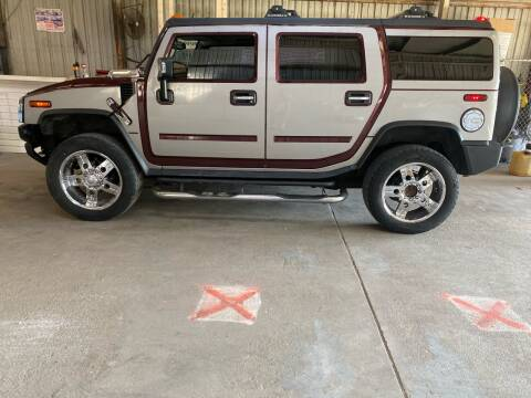 2006 HUMMER H2 for sale at Philadelphia Public Auto Auction in Philadelphia PA