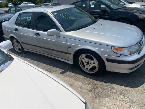 2003 Saab 9-5 for sale at Philadelphia Public Auto Auction in Philadelphia PA