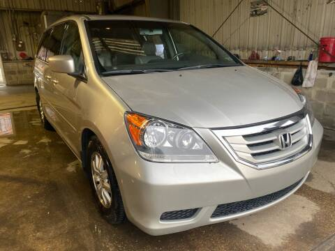 2008 Honda Odyssey for sale at Philadelphia Public Auto Auction in Philadelphia PA