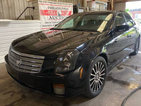 2003 Cadillac CTS for sale at Philadelphia Public Auto Auction in Philadelphia PA