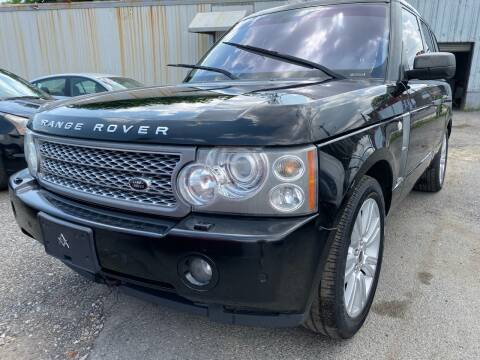 2009 Land Rover Range Rover for sale at Philadelphia Public Auto Auction in Philadelphia PA