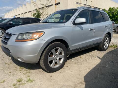 2009 Hyundai Santa Fe for sale at Philadelphia Public Auto Auction in Philadelphia PA