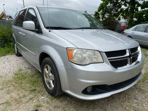 2012 Dodge Grand Caravan for sale at Philadelphia Public Auto Auction in Philadelphia PA