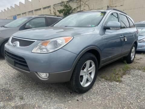 2007 Hyundai Veracruz for sale at Philadelphia Public Auto Auction in Philadelphia PA