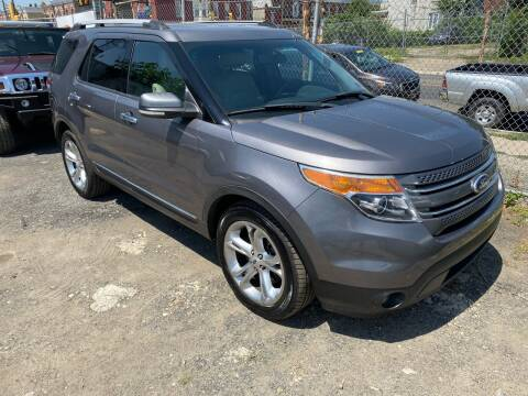 2013 Ford Explorer for sale at Philadelphia Public Auto Auction in Philadelphia PA